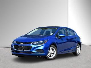 Used 2017 Chevrolet Cruze LT - Power Seats, Backup Camera, Sunroof for sale in Port Coquitlam, BC