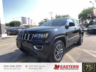 New 2021 Jeep Grand Cherokee Laredo | 0% Available | Backup Camera | for sale in Winnipeg, MB