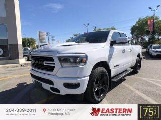 New 2021 RAM 1500 Sport | Backup Camera | Forward Collision Warning | for sale in Winnipeg, MB
