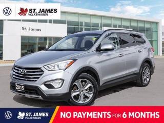 Used 2015 Hyundai Santa Fe XL Premium for sale in Winnipeg, MB