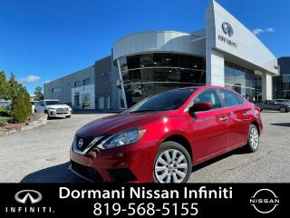 Used 2018 Nissan Sentra SV FWD for sale in Gatineau, QC