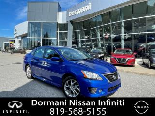 Used 2015 Nissan Sentra SR FWD for sale in Gatineau, QC