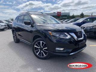 Used 2018 Nissan Rogue SL *CPO* NAVIAGTION, 360 CAMERA, SUNROOF for sale in Midland, ON
