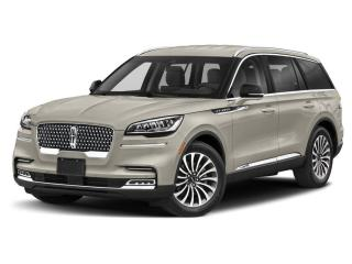 New 2021 Lincoln Aviator Reserve for sale in Chatham, ON