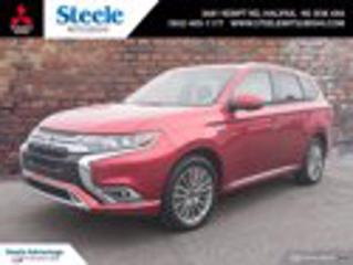 New 2022 Mitsubishi Outlander GT for sale in Halifax, NS