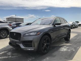 Used 2017 Jaguar F-PACE 20d AWD R-Sport for sale in Richmond, BC