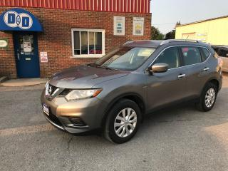 Used 2016 Nissan Rogue S, AWD, Only 78K & $99 BiWeekly OAC !!! for sale in Kingston, ON