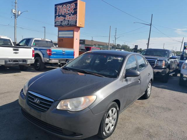 2007 Hyundai Elantra 4 CYLINDER*GREAT ON FUEL*AS IS SPECIAL