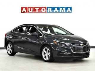 Used 2017 Chevrolet Cruze Premier Leather Backup Camera Heated Seats for sale in Toronto, ON