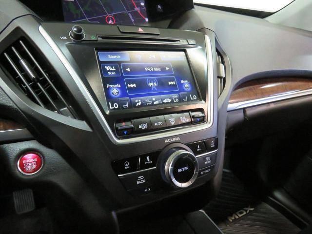 2017 Acura MDX Nav Pkg AWD Leather Sunroof Backup Camera