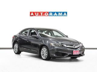 Used 2016 Acura ILX Tech Navigation Leather Sunroof Backup Camera for sale in Toronto, ON