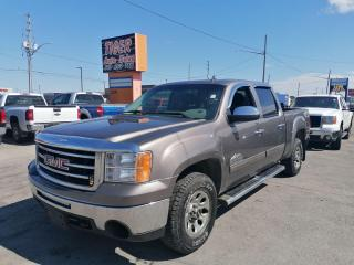 Used 2013 GMC Sierra 1500 SL NEVADA EDITION*V8*4X4*CREW CAB*ONLY 178KMS*CERT for sale in London, ON
