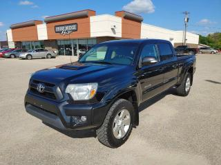 Used 2015 Toyota Tacoma for sale in Steinbach, MB