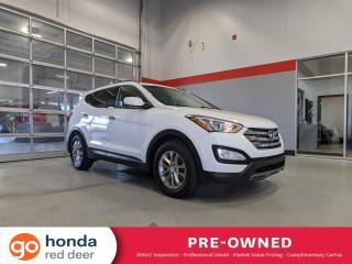 Used 2015 Hyundai Santa Fe SPORT PREMIUM for sale in Red Deer, AB