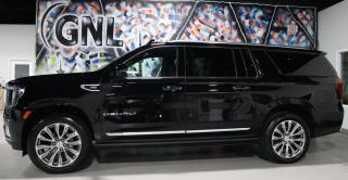Used 2021 GMC Yukon XL Denali - Luxurious Loaded with Lots of elbow room for sale in Concord, ON