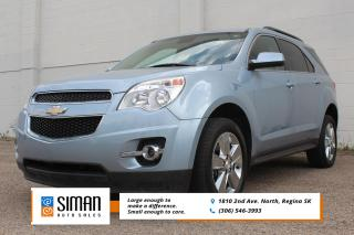 Used 2015 Chevrolet Equinox 2LT LEATHER SUNROOF AWD for sale in Regina, SK