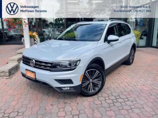 Used 2019 Volkswagen Tiguan Highline for sale in Scarborough, ON