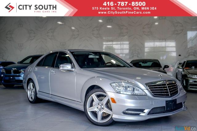 2011 Mercedes-Benz S-Class S-450 AMG  - Approval Guaranteed->Bad Credit