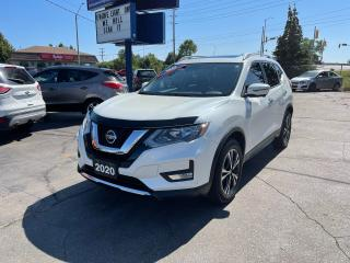 Used 2020 Nissan Rogue SV for sale in Brantford, ON