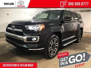 New 2021 Toyota 4Runner for sale in Regina, SK