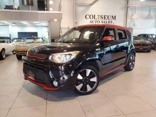 Used 2016 Kia Soul SX GDI LEATHER-CAMERA-HEATED SEATS-STEERING-AUTO! for sale in Toronto, ON