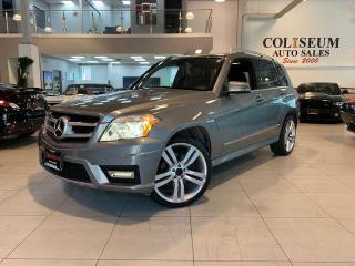Used 2012 Mercedes-Benz GLK-Class 4MATIC GLK350 PANOROOF-20 INCH RIMS-NO ACCIDENTS!! for sale in Toronto, ON