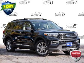 Used 2020 Ford Explorer XLT 7 PASSENGER   TRAILER TOW PACKAGE   NAVIGATION SYSTEM for sale in St Catharines, ON