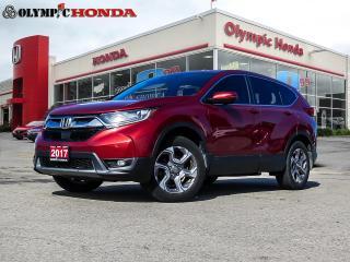 Used 2017 Honda CR-V EX for sale in Guelph, ON