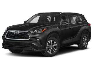 New 2021 Toyota Highlander XLE for sale in Ancaster, ON