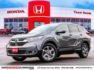 Used 2019 Honda CR-V EX for sale in Milton, ON