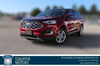 Used 2019 Ford Edge SEL for sale in Tillsonburg, ON