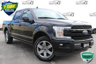 Used 2019 Ford F-150 Lariat SPORT PKG, POWER RUNNING BOARDS, PANO SUNROOF for sale in Hamilton, ON