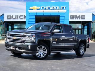 Used 2017 Chevrolet Silverado 1500 High Country for sale in Burlington, ON