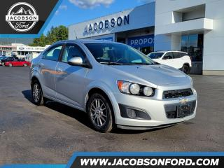 Used 2014 Chevrolet Sonic LS SEDAN 4 DR. for sale in Salmon Arm, BC