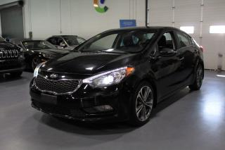 Used 2016 Kia Forte SX for sale in North York, ON