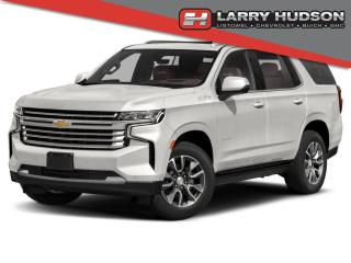 New 2021 Chevrolet Tahoe HIGH COUNTRY for sale in Listowel, ON
