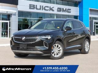 New 2021 Buick Envision Preferred TURBO | AWD | HEATED SEATS | REMOTE START | ON-STAR | BLUETOOTH for sale in London, ON