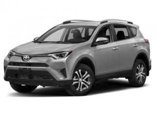 Used 2017 Toyota RAV4 AWD LE for sale in Georgetown, ON