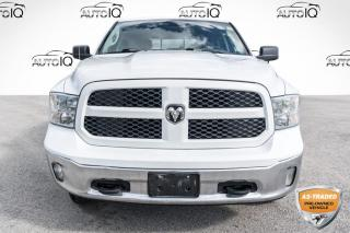 Used 2017 RAM 1500 SLT SOLD AS TRADED, YOU CERTIFY, YOU SAVE!!! for sale in Barrie, ON
