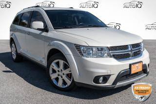 Used 2013 Dodge Journey SOLD AS TRADED, YOU CERTIFY, YOU SAVE!!! for sale in Barrie, ON