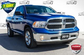 Used 2019 RAM 1500 Classic ST LOW MILEAGE QUAD CAB for sale in Innisfil, ON