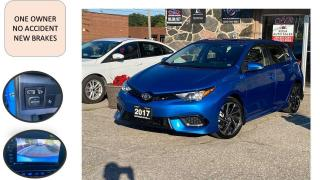 Used 2017 Toyota Corolla iM 5dr AUTO 1OWNER NO ACCIDENT LANE KEEP PRE-COLLISIO for sale in Oakville, ON