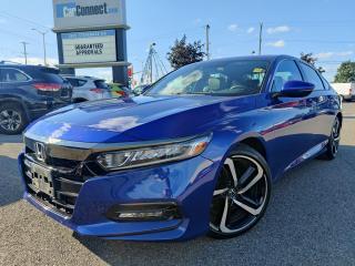 Used 2018 Honda Accord Sport for sale in Ottawa, ON