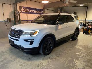 Used 2018 Ford Explorer XLT 4WD for sale in Kingston, ON