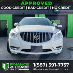 Used 2015 Buick Enclave Leather for sale in Calgary, AB