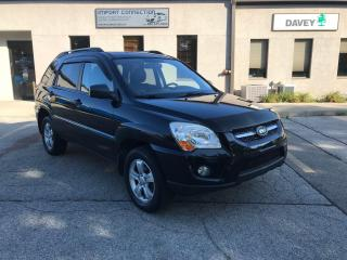 Used 2009 Kia Sportage LX, NO ACCIDENTS,SERVICE RECORDS,CERTIFIED!! for sale in Burlington, ON