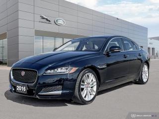 Used 2016 Jaguar XF Prestige SOLD! for sale in Winnipeg, MB