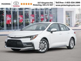 New 2022 Toyota Corolla SE CVT for sale in Pickering, ON
