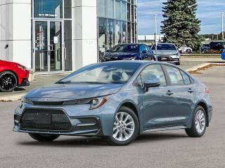 New 2022 Toyota Corolla SE 6SPD MANUAL for sale in Winnipeg, MB