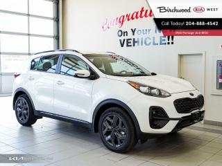 New 2022 Kia Sportage LX Nightsky Edition 0% FINANCING NOW AVAILABLE! for sale in Winnipeg, MB